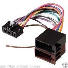 Pioneer Autoradio Radioanschlusskabel Radio Adapter 18 polig -> ISO DEH- KEH