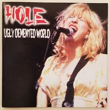 CD - HOLE - UGLY DEMENTED WORLD - COURTNEY LOVE - VERY RARE & LONG OUT OF PRINT