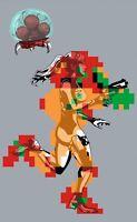 Metroid/Samus Aran Nintendo Pop Art Signed Ltd. Ed. Print by John Lathrop