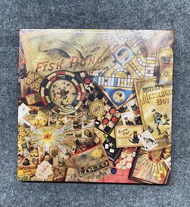 Vintage Springbok Games People Played 500 Piece Puzzle New Sealed Hallmark Cards