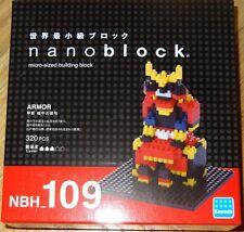 Armor Nanoblock Micro Sized building block construction toy  Mini NBH109