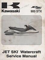 2003 KAWASAKI  PERSONAL WATERCRAFT JET SKI 900STX SERVICE MANUAL (713)