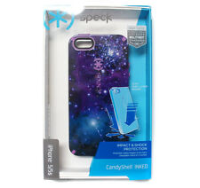 Speck Products CandyShell Inked Case Cover Shell iPhone SE 5 5s Galaxy Purple