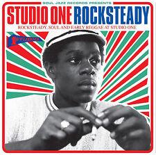 Soul Jazz Records Presents - Studio One Rocksteady CD