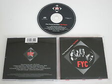FINE YOUNG CANNIBALS/THE FINEST(FFRR RECORDS LTD 828 854.2.18) CD ALBUM