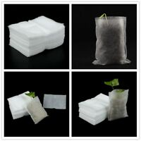 1/100/200x Biodegradable Non-woven Nursery Bags Plant Grow Bags Fabric Seed Bags