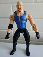 "Very Rare Bill Goldberg WCW Marvel 1999 6"" Action Figure Toy Vintage"