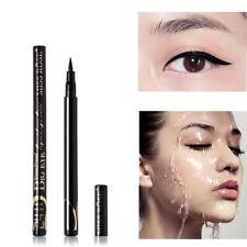 New MISS ROSE Eyeliner Black Liquid Eyeliner Waterproof Long Lasting No Blooming