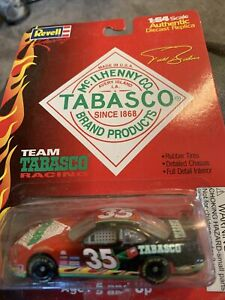 Revell Racing~ 1998 ~Team Tabasco Racing~  #35 Todd Bodine ~Red ~1:64~New~ NM+
