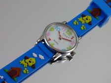 Kinderuhren für Jungen & Mädchen 3D Armband Uhr Hund Hundefreunde Kinderuhr 2017