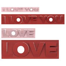LIFESTYLE CRAFTS/QUICKUTZ LOVE POP-UPS DIE  DC0051