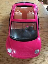 Car Barbie Doll Vehicles (Mattel)