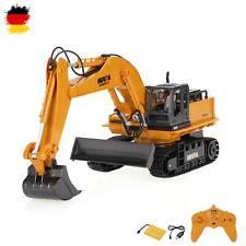 2.4GHz RC ferngesteuerter Raupenbagger, Bagger, Baustellen-Fahrzeug, Auto, Neu