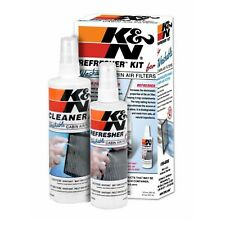 K&N 99-6000 Cabin Air Filter Spray Bottle Cleaning Care & Refresher Kit