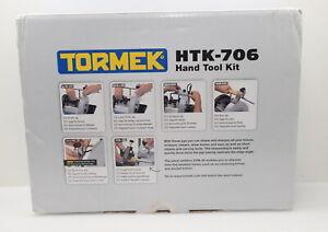 Tormek HTK-706 Hand Sharpening Tool Jigs Kit - New open box (INV J404)