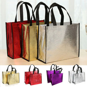Women's Reusable Shopping Bag Large Capacity Canvas Storage Bags Tote Bag