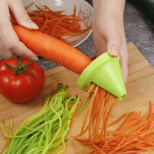 Spiral Vegetable Slicer Cooking Kitchen Tools Fruit Carving Roll Spiral Cutter