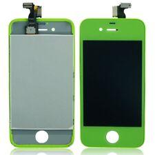 Pantalla IPHONE 4S 100% funcional Color Verde NUEVO