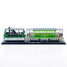1/87 Atlas Tram Model G 3/3 (SLM) 1984 Diecast Car Model Truck Bus cars Gift Toy