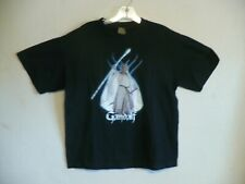 """Lord Of The Rings T Shirt Tolkien Enterprise """"Gandalf� & Glitter Small Nwot"""