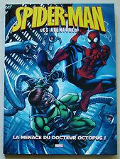 Spider-Man La Menace du Docteur Octopus J QUINN & S WILLIAMS Marvel Premium 2007