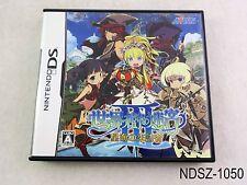 Sekaiju no Meikyuu Etrian Odyssey III 3 Nintendo DS Japanese Import JP US Seller