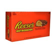 Reeses Nutrageous / Nut Bar Bars BULK 18 Bars American Import