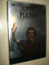 DVD N°4 I GOL E LE MAGIE DI PLATINI MITI DEL CALCIO PLATINUM COLLECTION MICHEL
