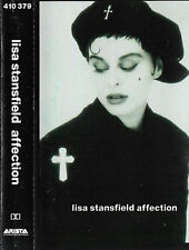 LISA STANSFIELD AFFECTION CASSETTE ALBUM Electronic Synth-pop, Downtempo, Soul