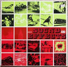 """BBC Sound Effects No.2"" BBC 1970 Mono RED 76 A1/B2"
