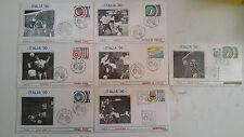 BUSTE FDC ITALIA'90