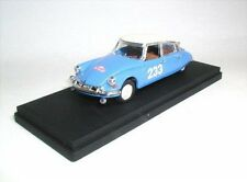 Citroen DS19 No.233 Rally Monte Carlo 1963