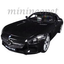 MAISTO 36204 PREMIERE EDITION MERCEDES BENZ AMG GT 1/18 DIECAST BLACK