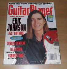 Guitar Player MAGAZINE, gennaio 1993
