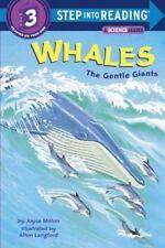 Whales: The Gentle Giants: By Milton, Joyce