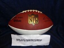 "Wilson ""The Duke""  Football NFC AFC NFL Roger Vintage BLANK"