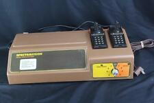 Spectravision Hotel Video System Atari 5200 4 Games Movies TV Knob - Holy Grail!