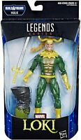"""Marvel Legends Hasbro Avengers Smart Hulk BAF Series LOKI 6"""" Figure"""
