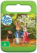 The Peter Rabbit - Tale Of The Missing Egg (DVD, 2015) New Not Sealed Region 4