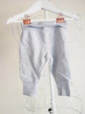 """""""Sprout"""" Size 000. Lovely Classic Grey Trackpants. Great! Bargain Price!"""