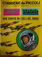 Corriere dei Piccoli 12 1969 con inserto Figurine + Canzoni Zecchino d'oro [C17]