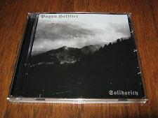 """PAGAN HELLFIRE """"Solidarity"""" CD  ash pool drowning the light"""