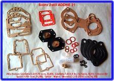Alfa Romeo Giulietta,Citroen AX Sport,Talbot-Matra Morena,Solex 40 ADDHE Rep.Kit