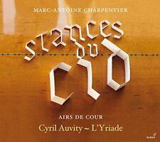 MARC-ANTOINE CHARPENTIER: STANCES DU CID - AIRS DE COUR NEW CD