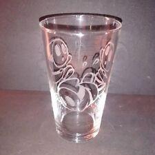 Shyguy etched Pub glass fan art  Nintendo 64 ds Wii Wiiu