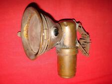 Ancienne lampe carbure pour pièces ou à restaurer n°6 - Carbide lamp
