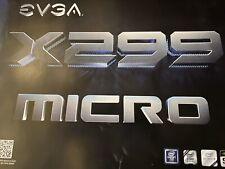 EVGA X299 Micro131-SX-E295-KR LGA 2066 Intel Motherboard