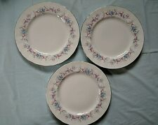 "Paragon By Appt To Her Majesty the Queen Potters Paragon Romance 8"" Salad Plates"