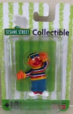 VINTAGE (NEW) SESAME ST. ERNIE COLLECTIBLE FIGURE by FISHER PRICE..2001