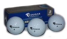 3 x Cougar-Titanium golf balls XD-Soft feel-con titanio encabezado núcleo-nuevo